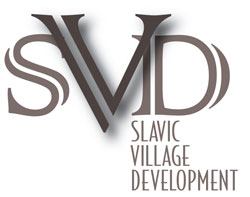 Slavic Village Development Logo