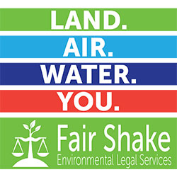 Fair Shake Enviromental Legal Services Logo